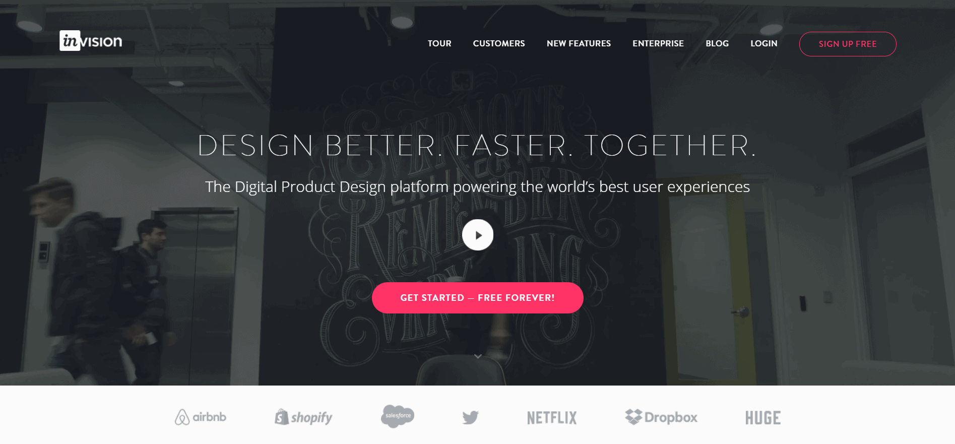 high-quality-video-homepage-invision